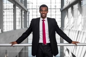 Pierre Claude Junior Gacette Sanon - VP Finance